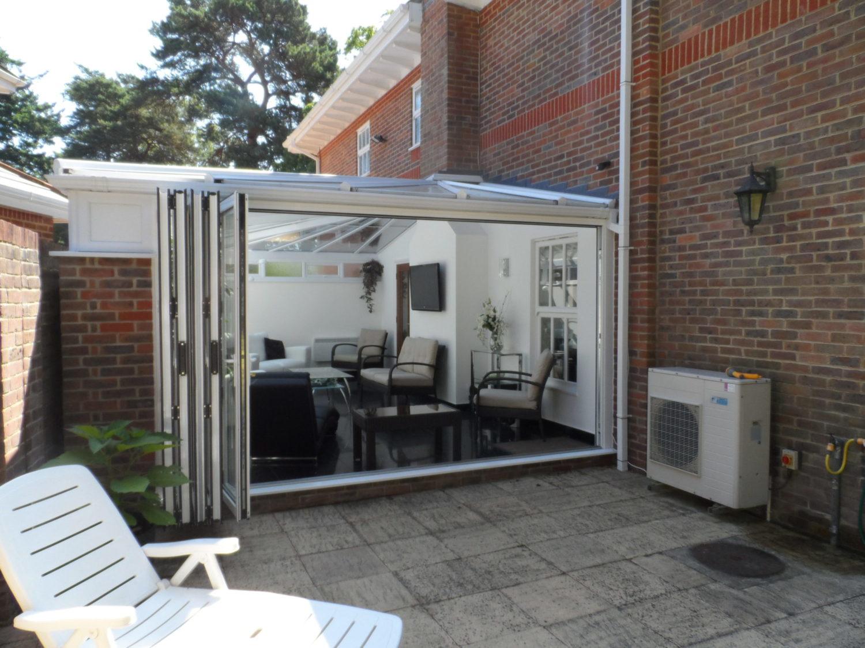 Aluminium Bifold Doors Bournemouth