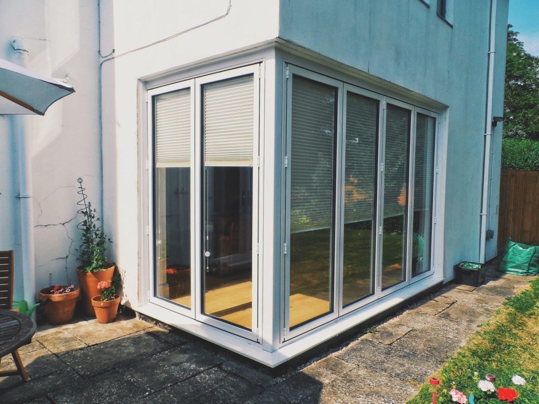 Aluminium Bifold Doors Poole