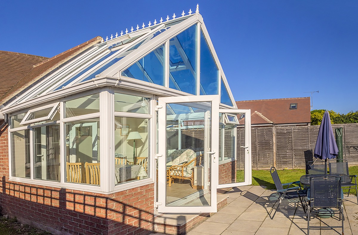 Gable-Conservatory Prices Portsmouth