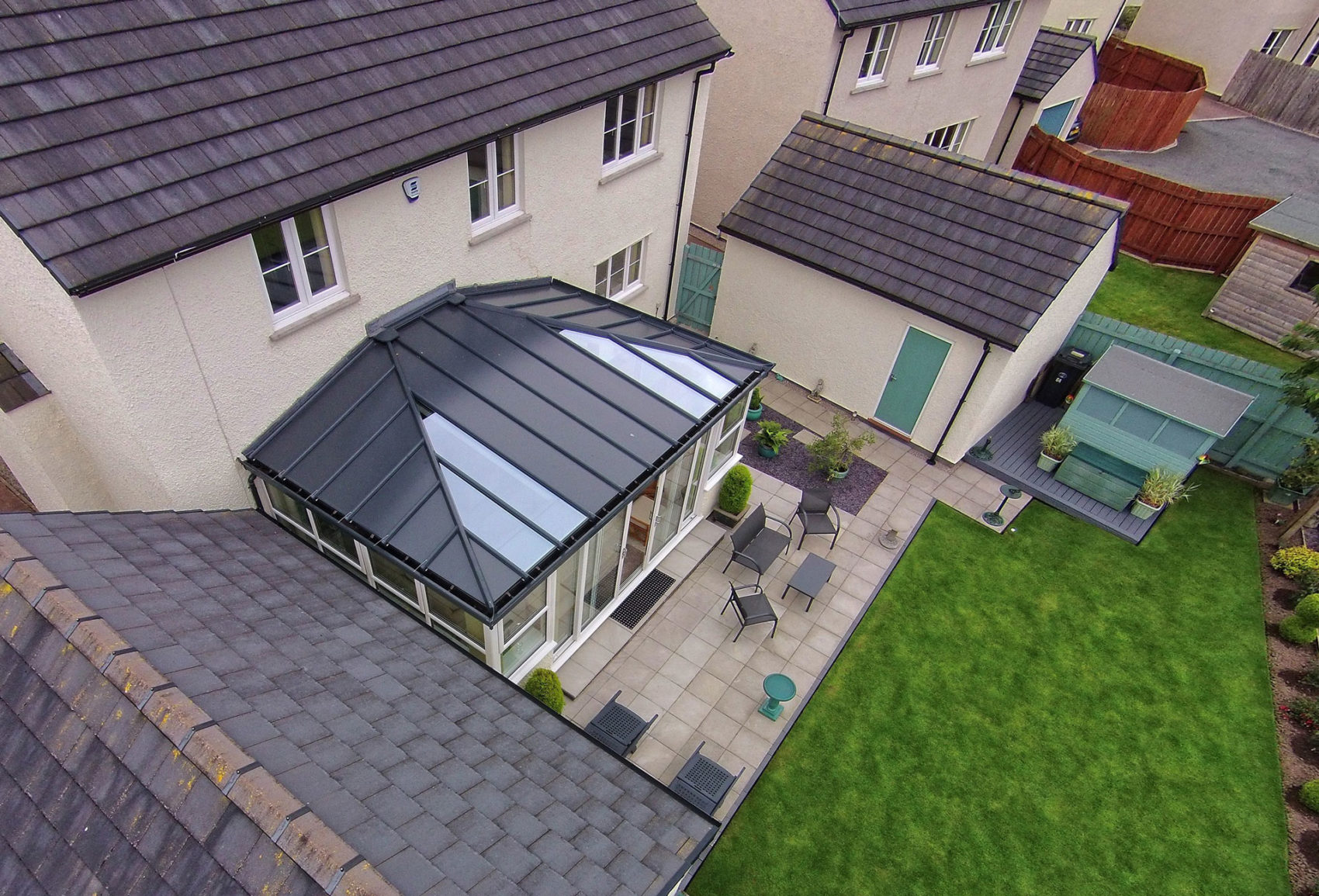 Conservatory Roofs Wimborne