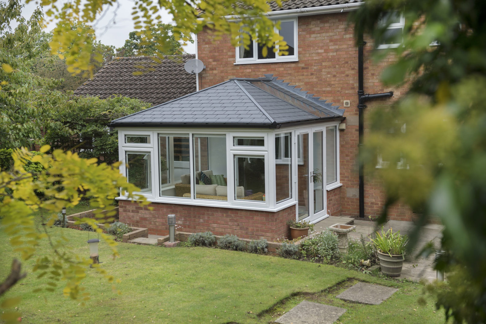 Conservatory Roofs Cheriton