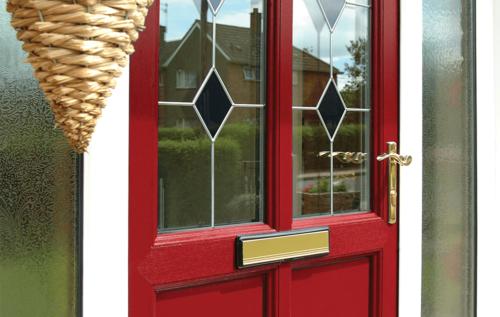 front doors winchester