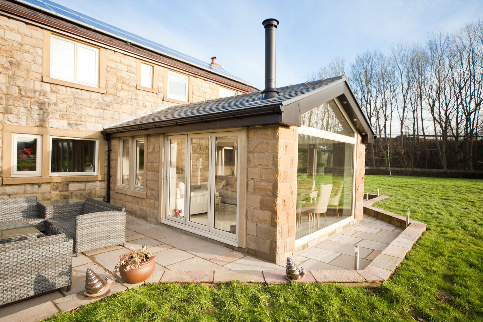 Bi-Fold Doors Bishop's Waltham