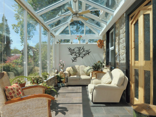 Conservatory Extension Winchester