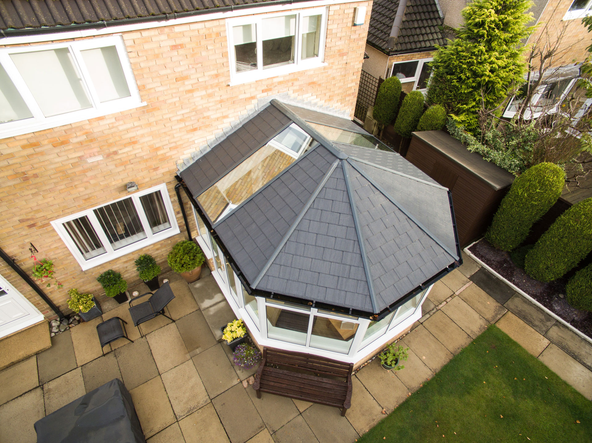 Conservatory Roofs West Parley