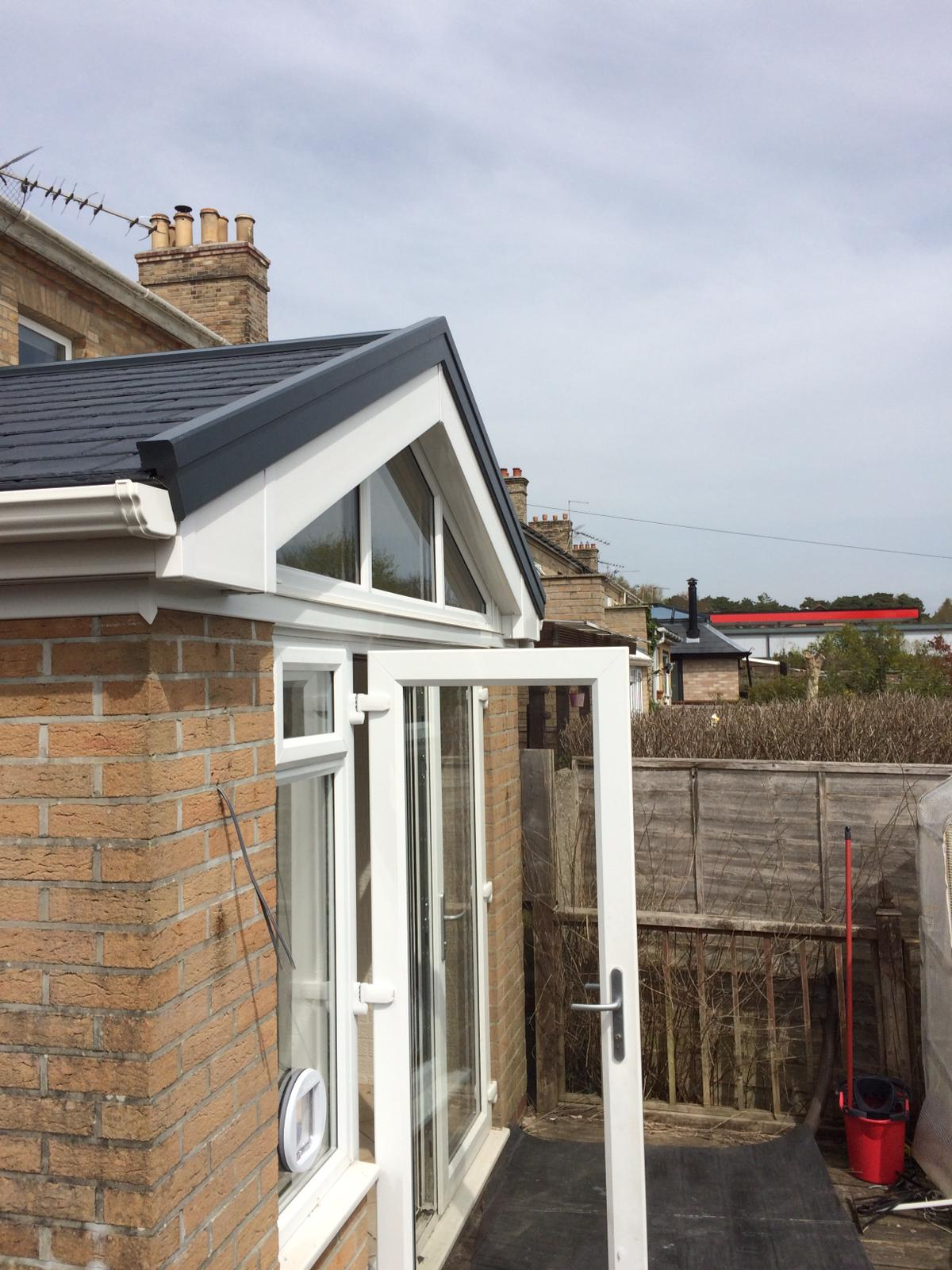 Tiled Conservatory Roof Installation Hampshire