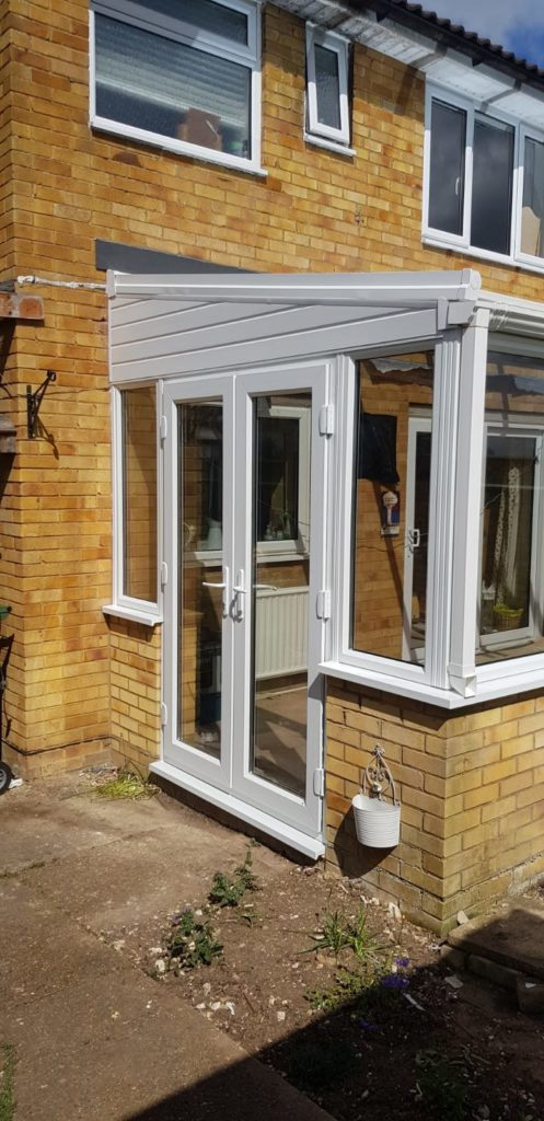 Glass Conservatory Roof Installation Hampshire