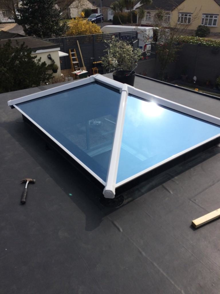 Roof Lantern Project Ferndown