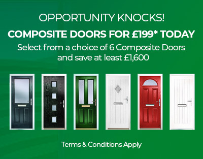 County Windows Composite Door Discounts