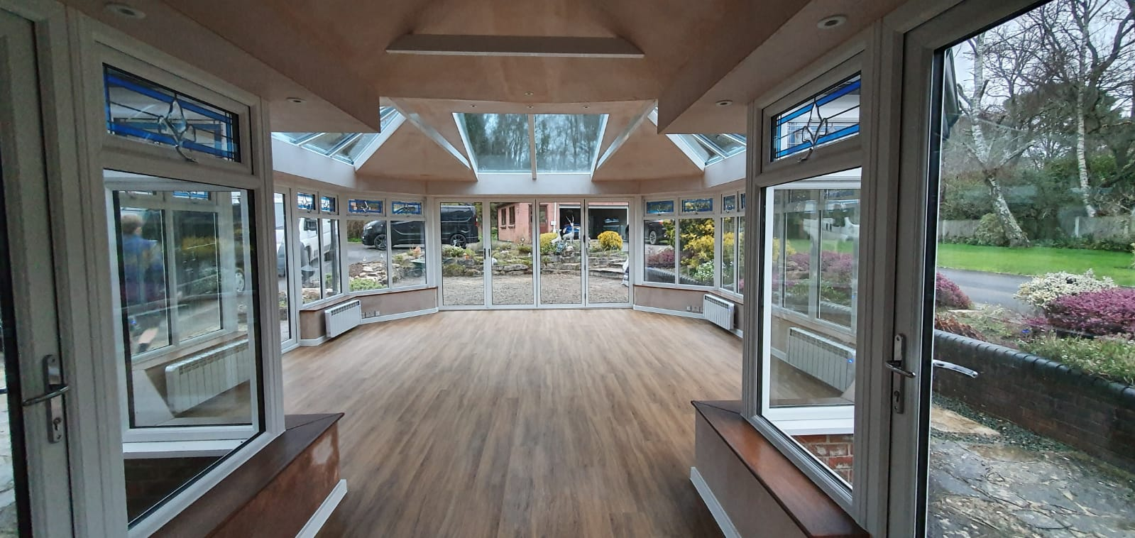 Solid Conservatory Roofs Bournemouth