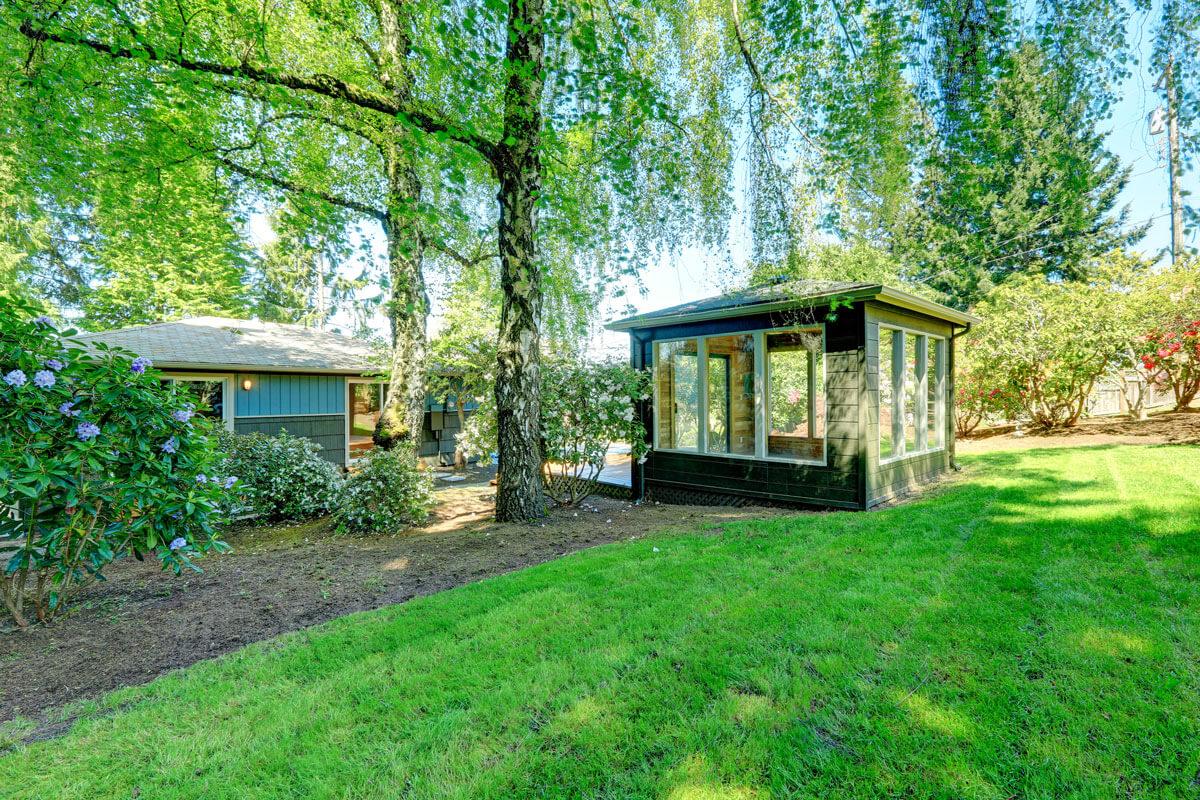 Garden Office Isle of Wight