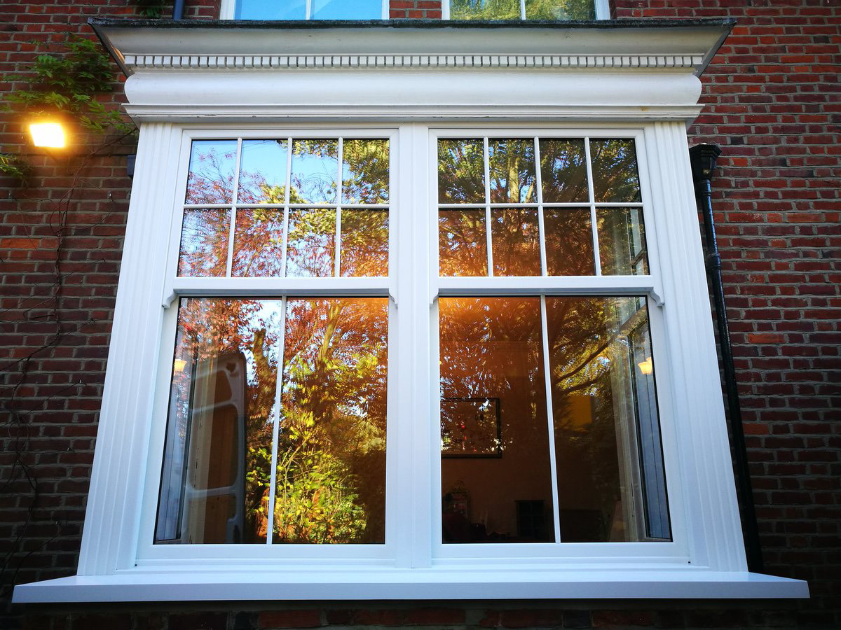 uPVC windows price Micheldever