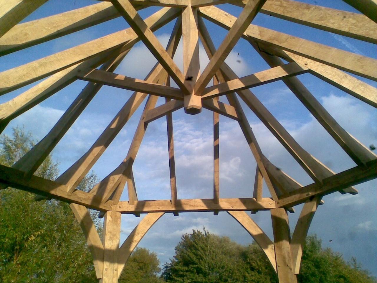 Oak Frame Extension Fleet