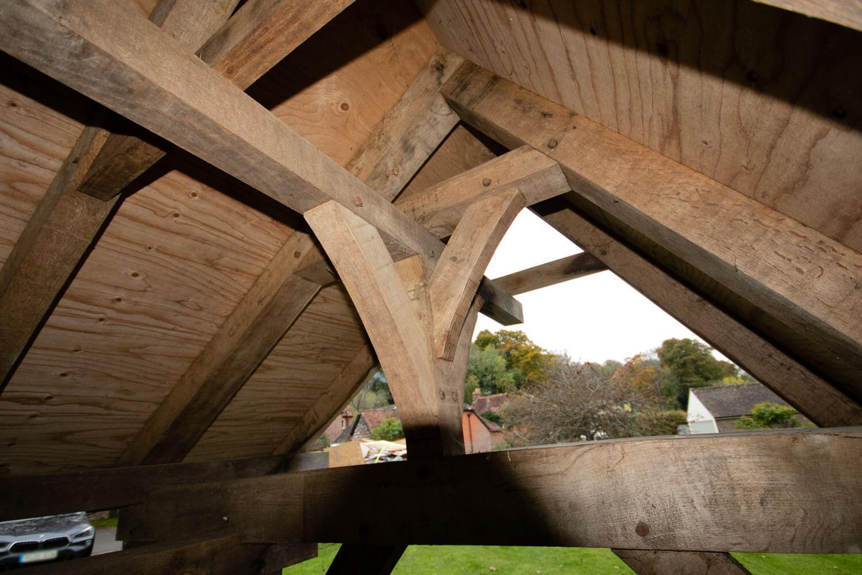 Oak Frame Buildings Isle of Wight