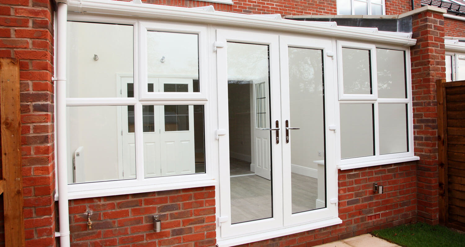 uPVC French Doors Winchester