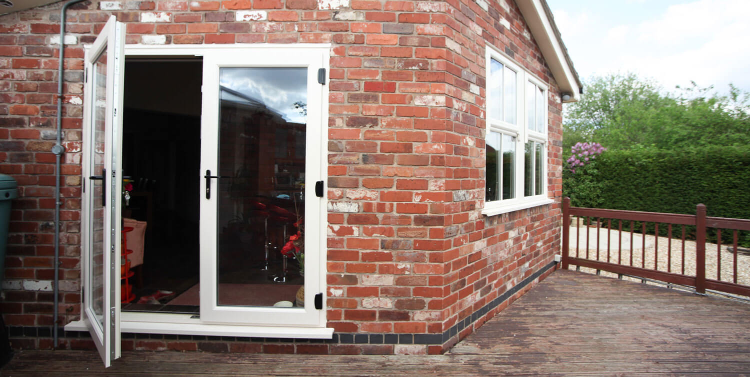 uPVC French Doors Christchurch