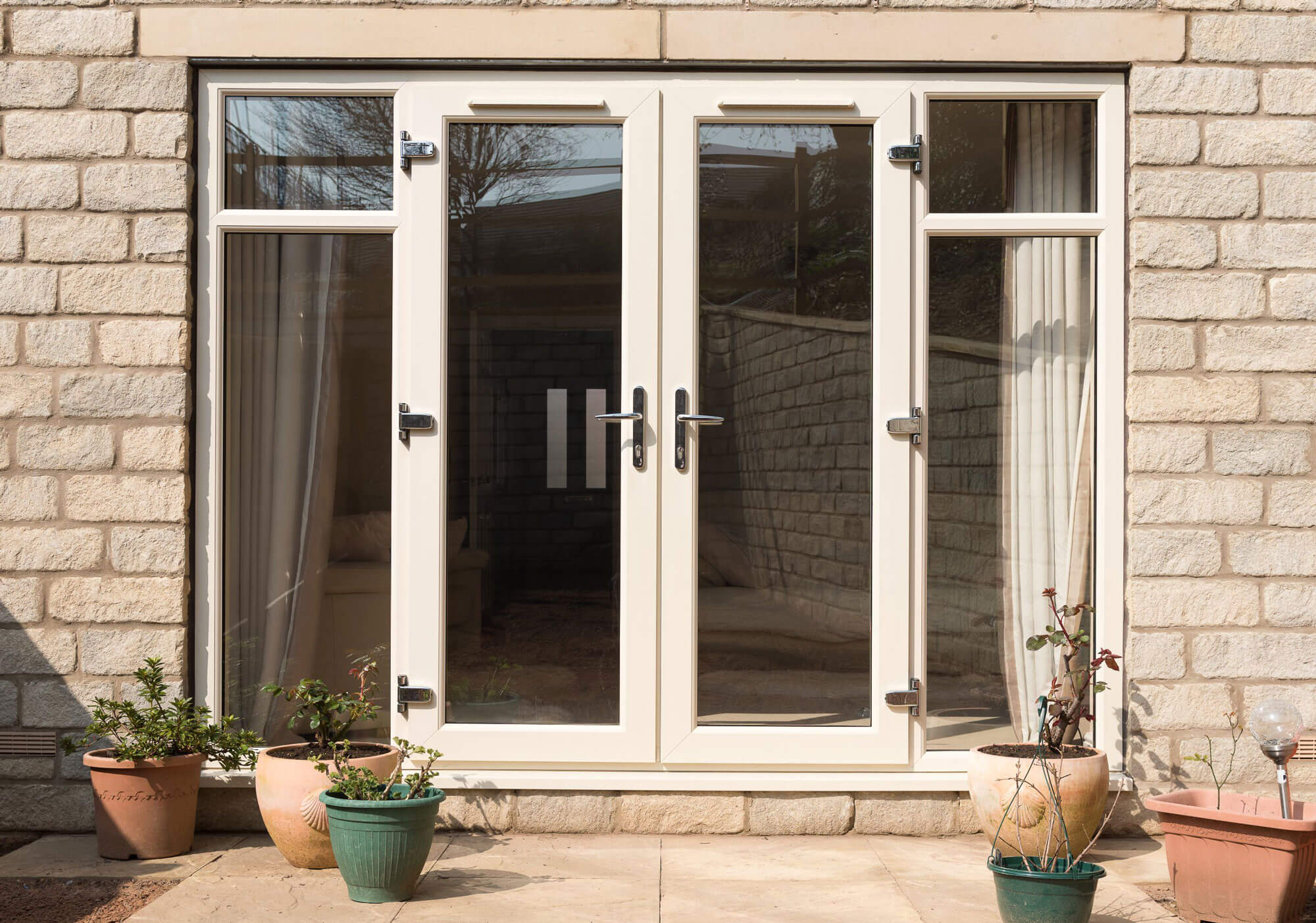 French Doors Winchester