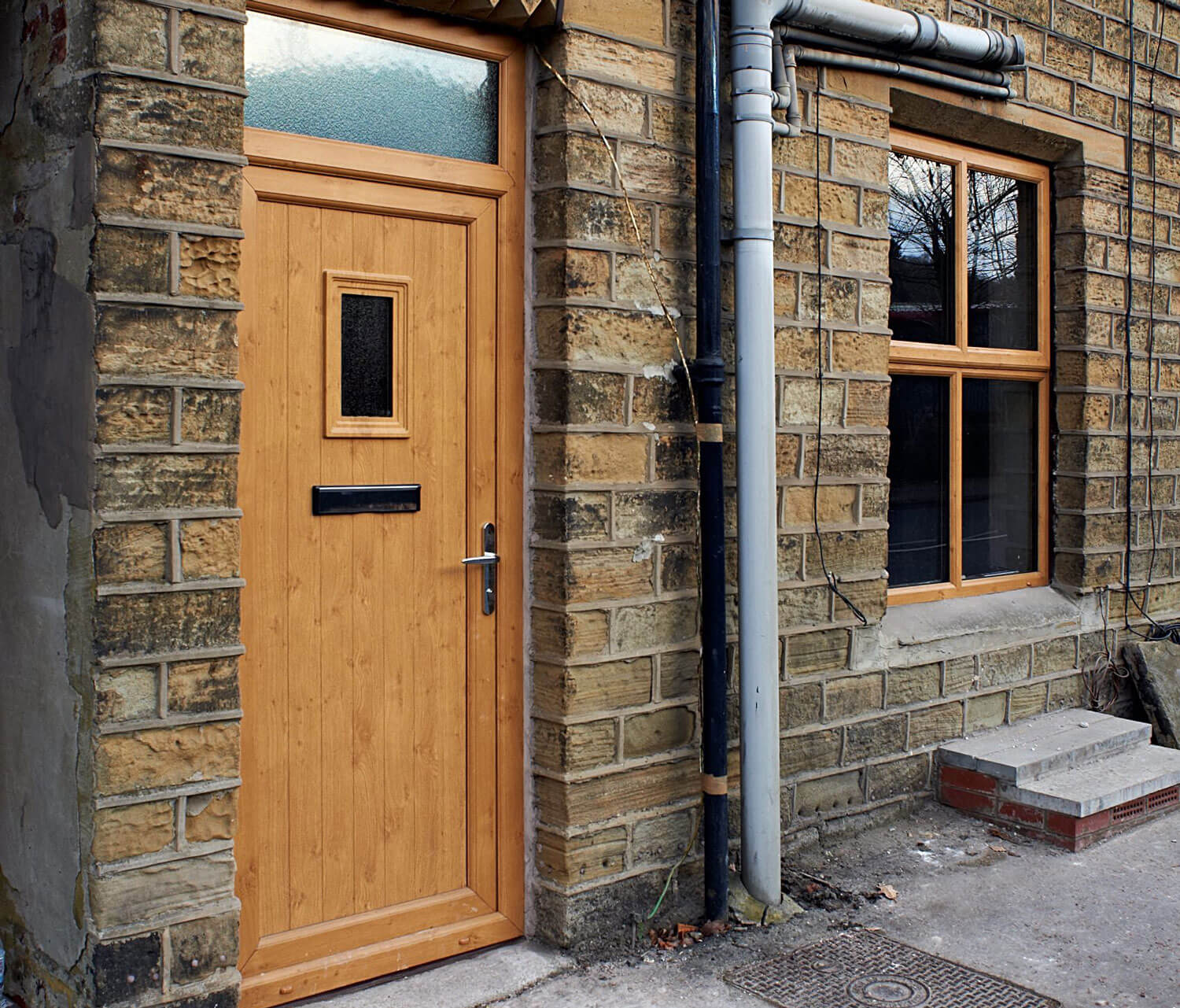 Double Glazed Front Doors Winchester