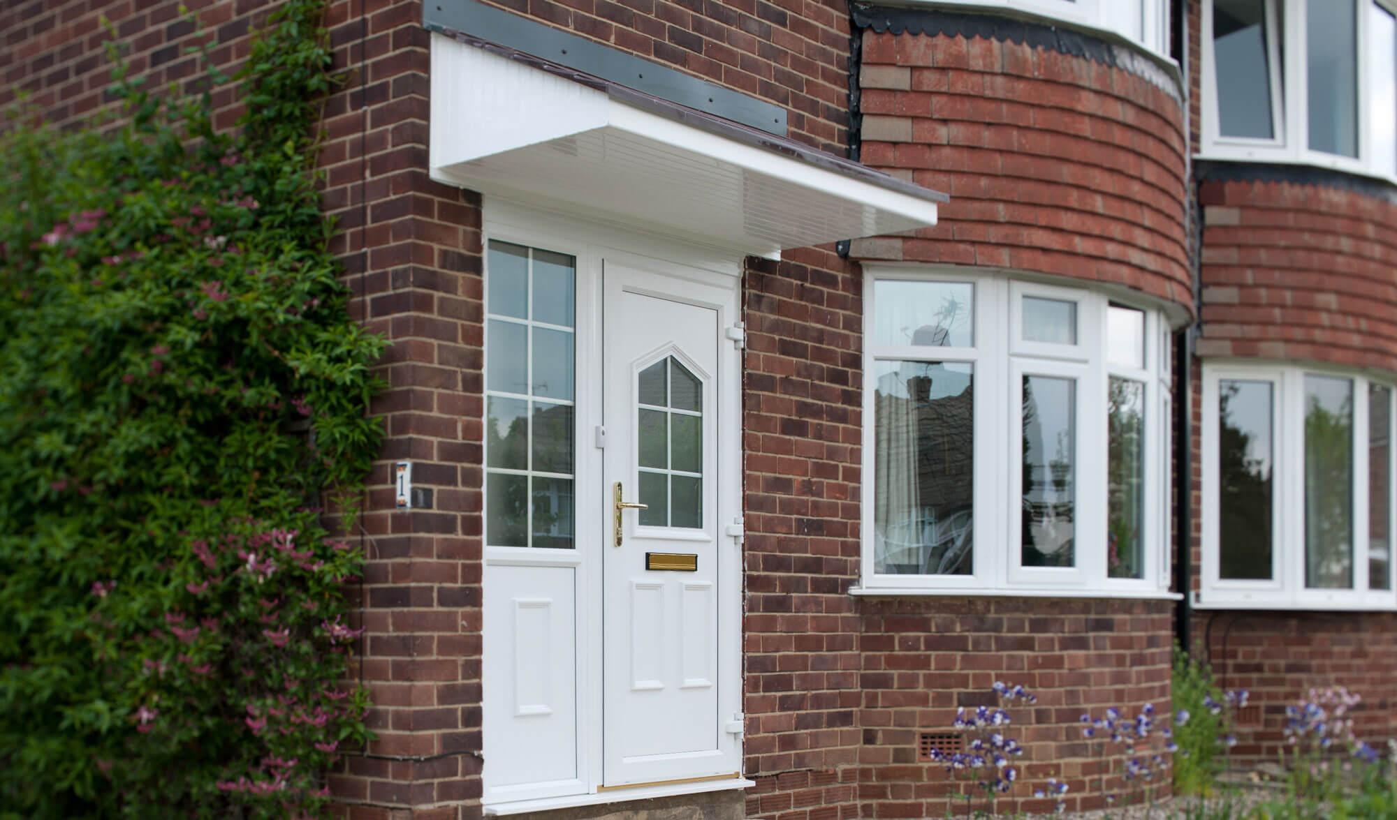 uPVC Front Doors Winchester
