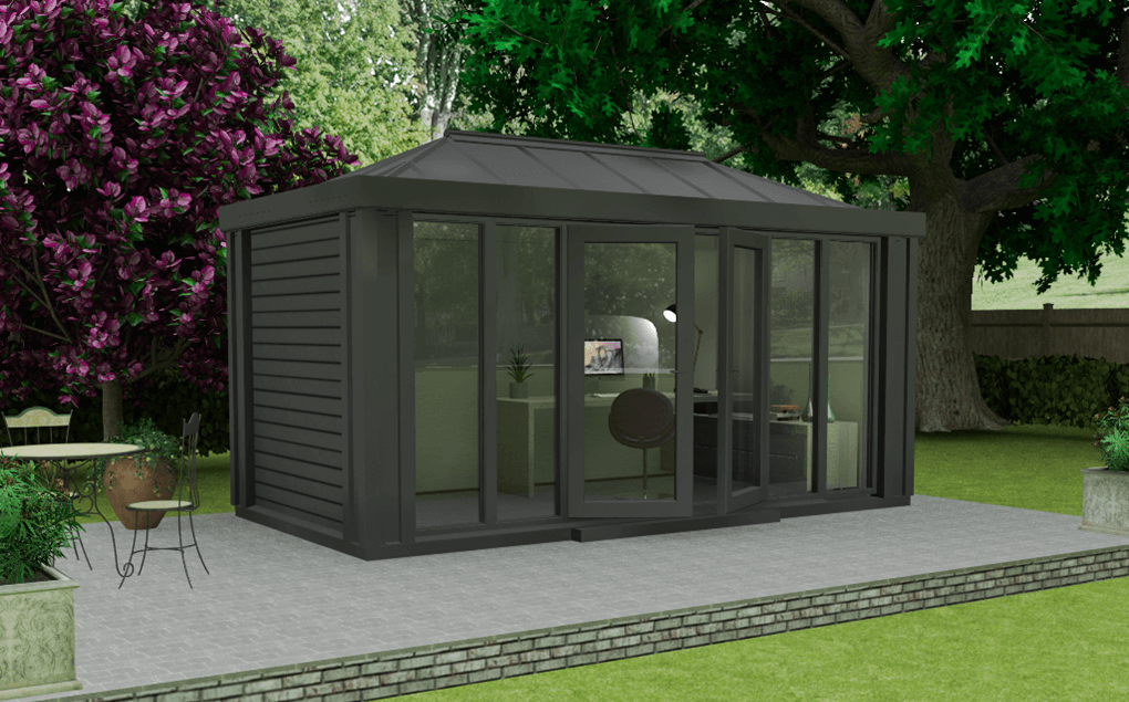 Garden Office Pods Winchester