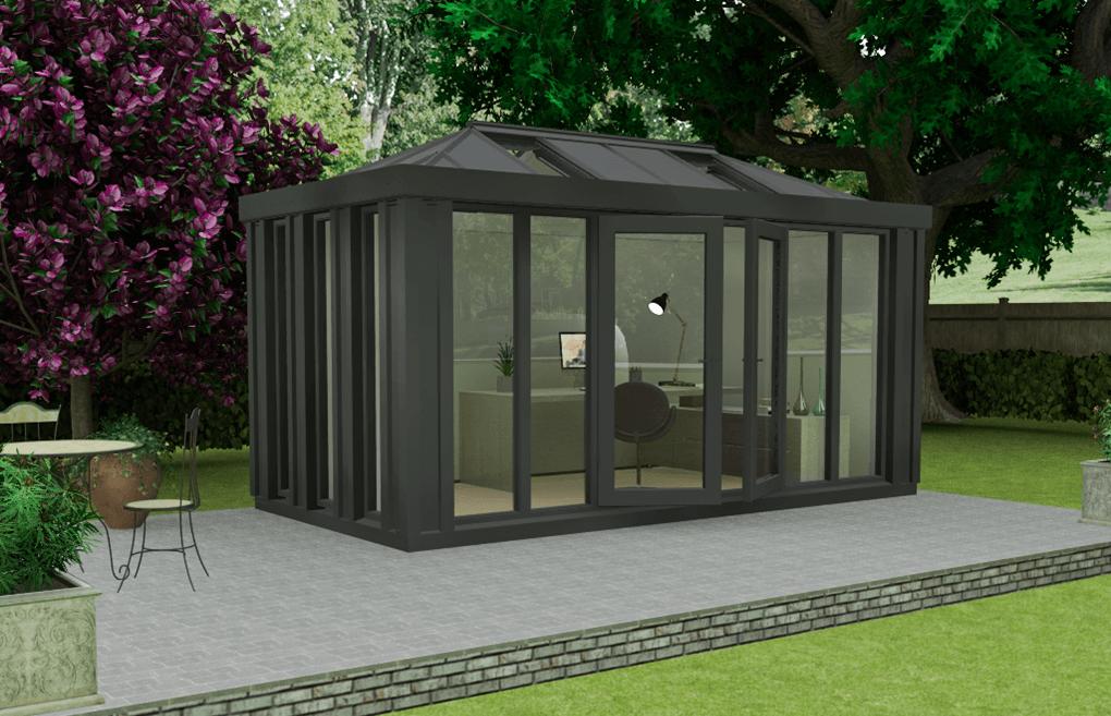 Insulated Garden Office Winchester