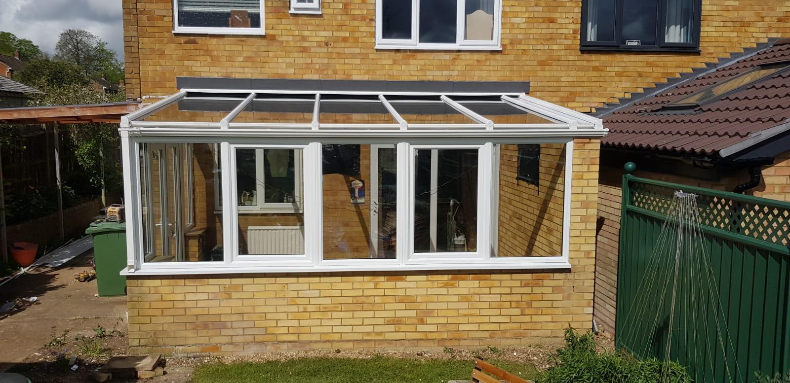 repairing double glazing sandbanks