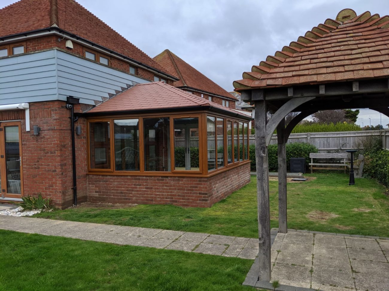 double glazing cost andover