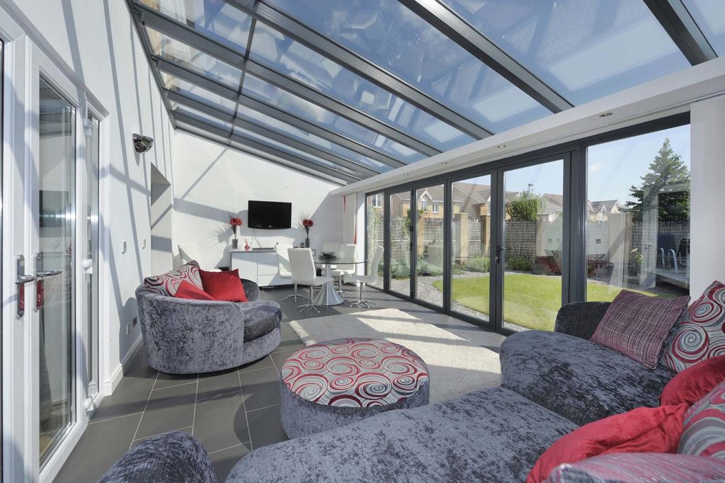 what is a lean to conservatory